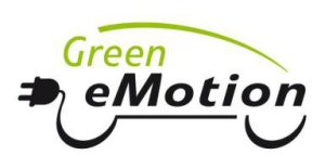 Green eMotion logo