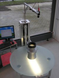 Photo of the 4C-Rheometer