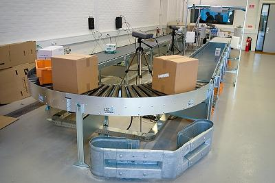 EPCglobal RFID test