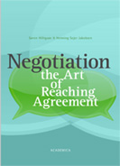 Bogen Negotiation - the Art of Reaching Agreement af  Søren Hilligsøe og Henning Sejer