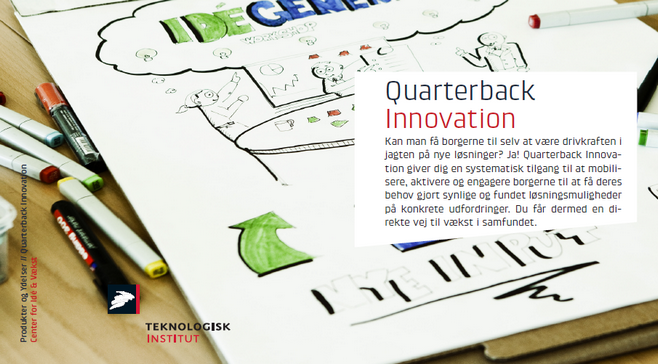 Quarterback Innovation produktkortforside