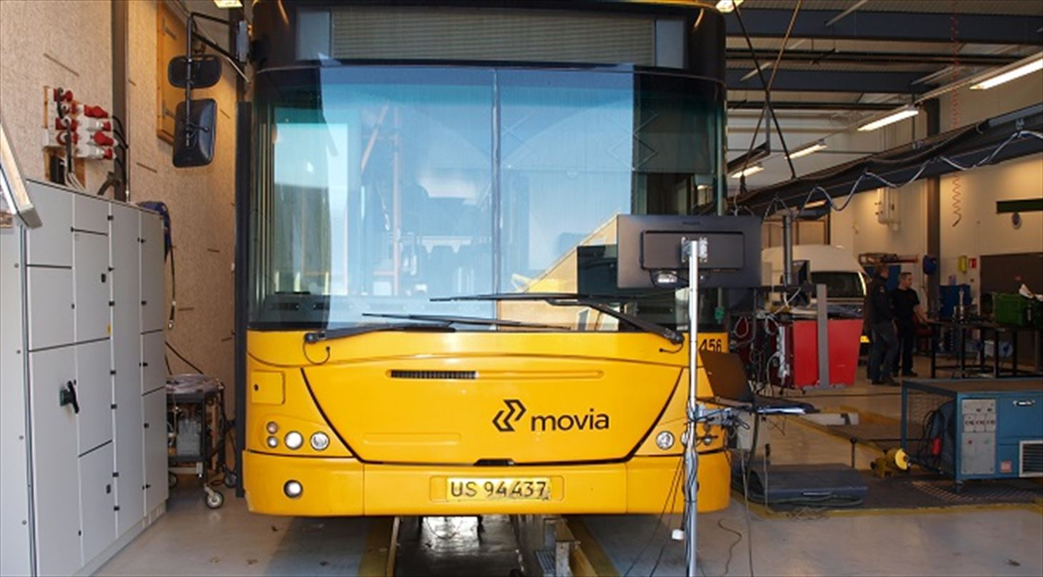 Miljøsyn Movia bus november 2015
