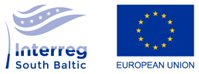 Interreg South Baltic logo