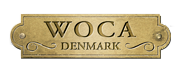 Logo for WOCA Denmark A/S
