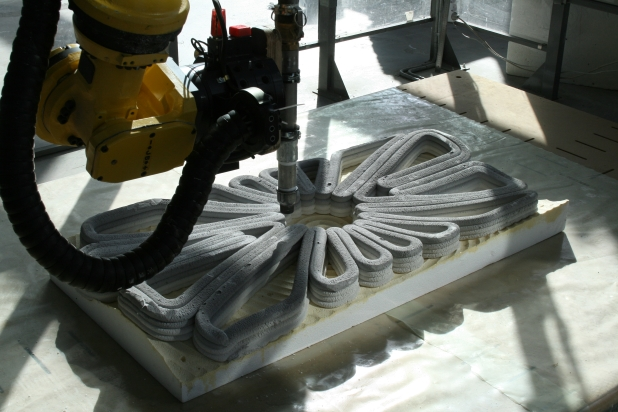 3D betonprint