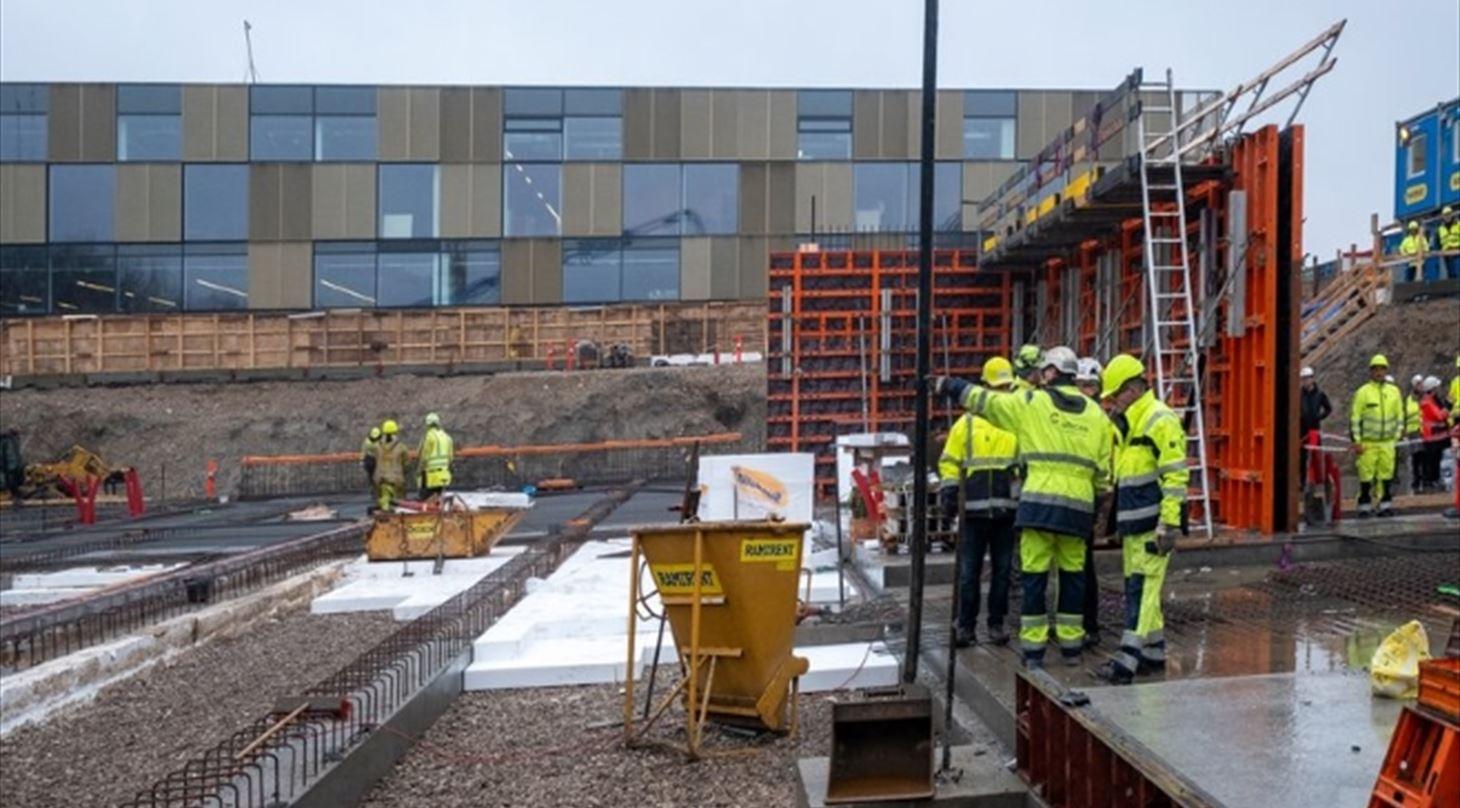Grøn cement kan begrænse byggeriets CO2-udledning - Ydelser ... 20190e4c8fc9d