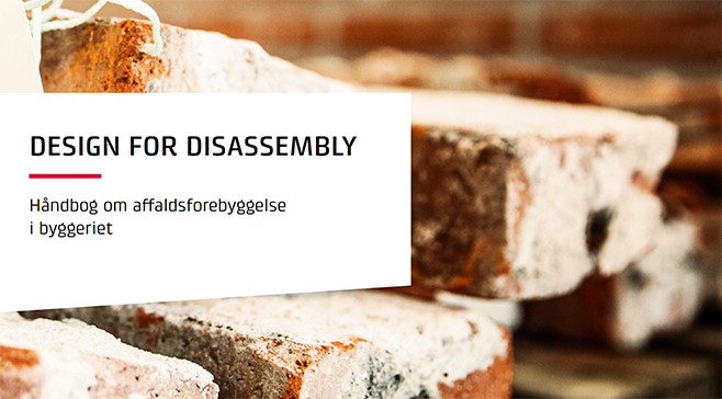 Håndbog i Design for Disassembly_forside