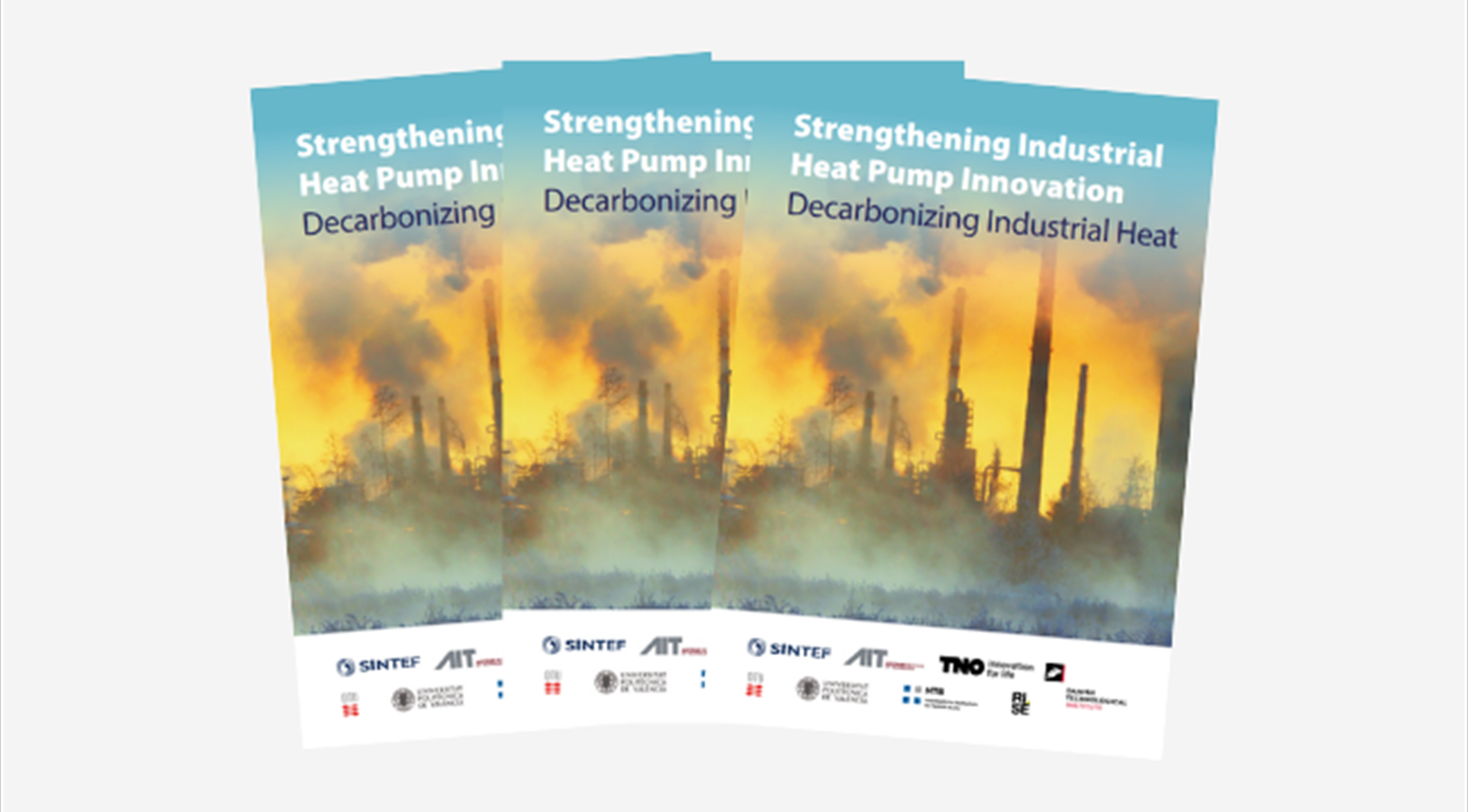 White Paper: Strengthening Industrial Heat Pump Innovation - Decarbonizing Industrial Heat